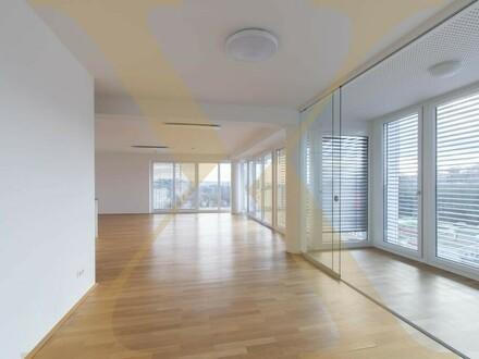 Moderne 100,82m²-Wohnung mit großzügiger Terrasse in Linz zu vermieten!! (Top 65)