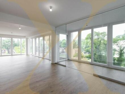 Lichtdurchflutete 2-Zimmer-Wohnung mit großer Terrasse im Linzer Zentrum zu vermieten! (Top 26)