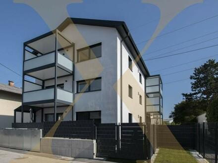 PROVISIONSFREI! Hochwertige 3-Zimmerwohnung mit großzügigem Eigengarten und Balkon nach Komplettsanierung in Leonding z…