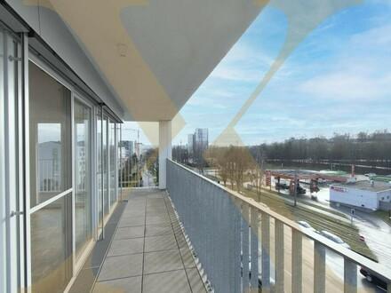 Moderne 100,82m²-Wohnung mit großzügiger Terrasse in Linz zu vermieten! (Top 52)
