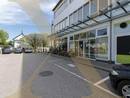 Tolle 2-geschoßige Geschäfts-/Bürofläche mit Schaufenster ab sofort in Steyr zu vermieten!