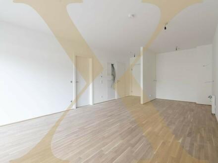 NEUBAU! Moderne 2-Zimmer-Wohnung mit großzügiger, südwestlich ausgerichteter Terrasse zu vermieten! (Top 1.02)