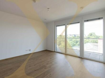 Geräumige 3-Zimmer-Wohnung mit toller Raumaufteilung und riesen Loggia im Zentrum von Linz zu vermieten! (Top 81)