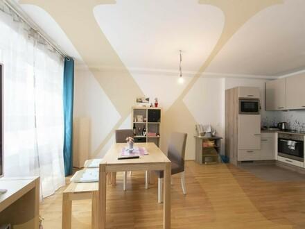 Ruhig und doch zentrumsnah! Hübsche 47 m² Wohnung mit Balkon in Leonding zu vermieten!