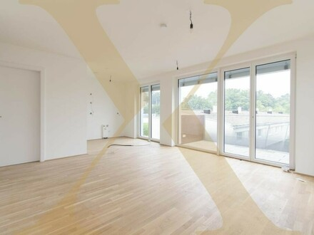 NEUBAU! Helle 2-Zimmer-Wohnung mit ca. 6 m² Balkon zu vermieten! (Top 4.08)