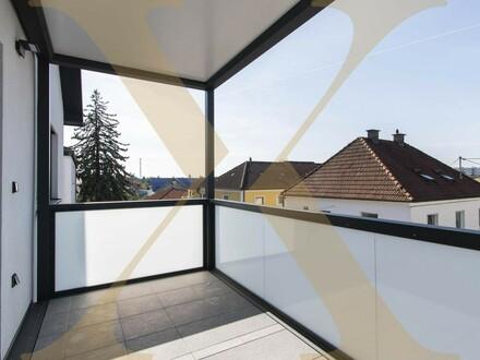 PROVISIONSFREIE Anlegerwohnung! Wunderschöne 2-Zimmer-Wohnung mit Eigengarten und Balkon in Leonding zu verkaufen!