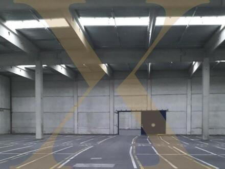 Top Lagerflächen mit bis zu ca. 4.600m² im 11. Wiener Bezirk zu vermieten