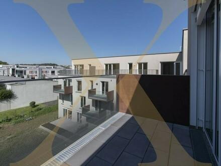 ERSTBEZUG! Klimatisierte 3-Zimmerwohnung mit 2 Balkonen in Linzer Neubau zu vermieten (Top 4.01)