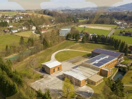 Rittmühle - Vielseitig nutzbares Gewerbeobjekt in Vorchdorf zu vermieten!