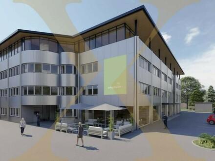 ZUKUNFTSPARK+   Büroflächen - nach Ihren Wünschen adaptierbar - in Tulln zu vermieten - Erweiterungsmöglichkeit sind ge…