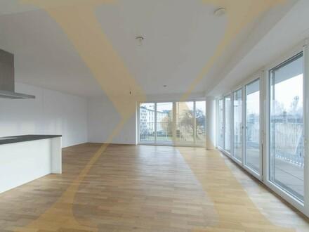 Moderne 100,82m²-Wohnung mit großzügiger Terrasse zu vermieten!! (Top 26)
