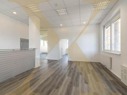 Neu sanierte Bürofläche im Prinz-Eugen-Center mit genügend Parkplätzen in Linz zu vermieten
