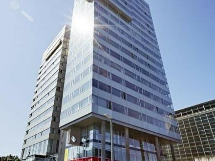 CITY TOWER LINZ 2.0 - Höchster Büroturm in Linz (10. OG - ca. 274 m²)