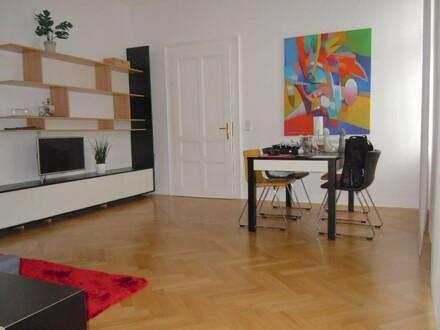 Teilmöblierte 2-Zimmer-Wohnung mit Balkon