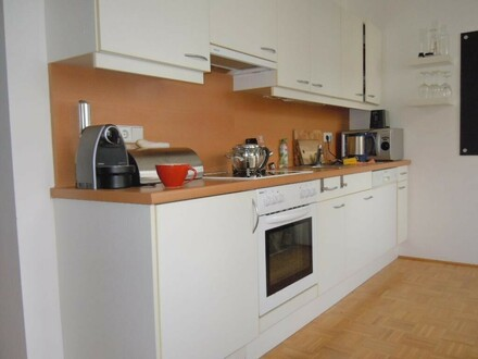 Nette 2-Zimmer-Wohnung