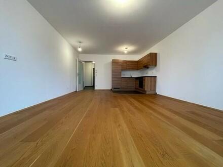 Helle 2-Zimmer-Wohnung mit hofseitigem Balkon - verfügbar ab 01. Jänner 2020!