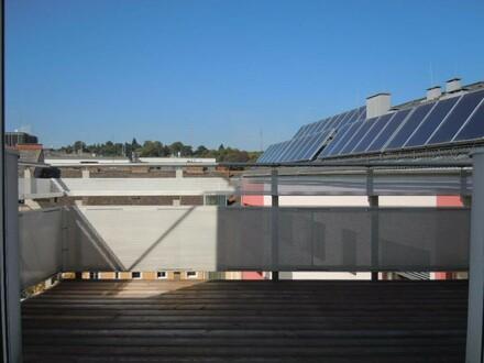 Helles 3-Zimmer-Penthouse mit Balkon im Linzer Zentrum