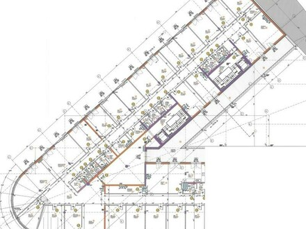 Moderne Bürofläche mit ca. 1.298 m² - auch teilbar!