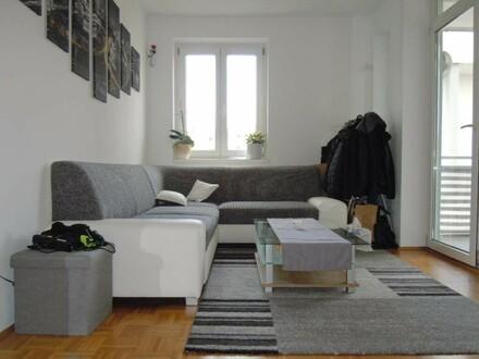 Vollmöblierte 2-Zimmer-Wohnung mit Balkon/Loggia - verfügbar ab 01. Mai 2019!