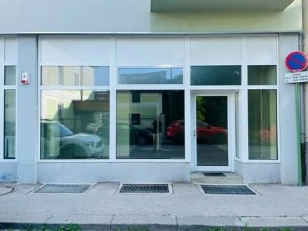 NEUER PREIS!!! 71 m² Geschäftslokal mit ca. 6 m langer Auslagenfront