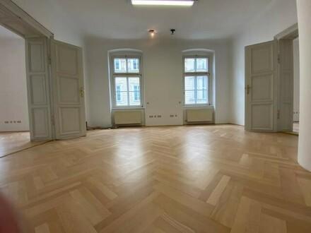 Schönes, helles Altbaubüro im Linzer Stadtzentrum