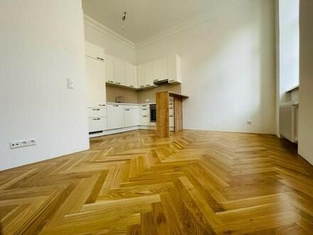 Erstbezug nach Komplettsanierung - Hofseitige, ruhige 2,5-Zimmer-Wohnung