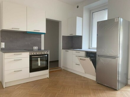 Geräumige 3,5-Zimmer-Wohnung mit hofseitigem Balkon