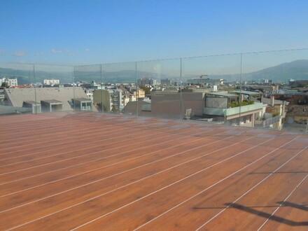 NEUER PREIS!!! Exclusive 2,5-Zimmer-Maisonette mit Dachterrassen auf 3 Ebenen