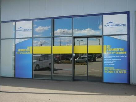 Schicke 144 m² Geschäftsfläche im NVZ Steyregg