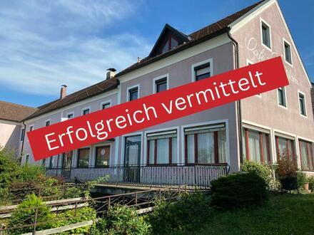 Wohn- und Gewerbeimmobilie im Zentrum von Bad Kreuzen