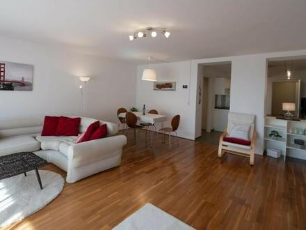 Neuwertige Wohnung mit Gartenanteil und 3 eigenen PKW-Stellplätzen in Mauthausen