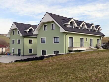 Ertrags-Immobilie mit 6 Neubauwohnungen Nähe Perg