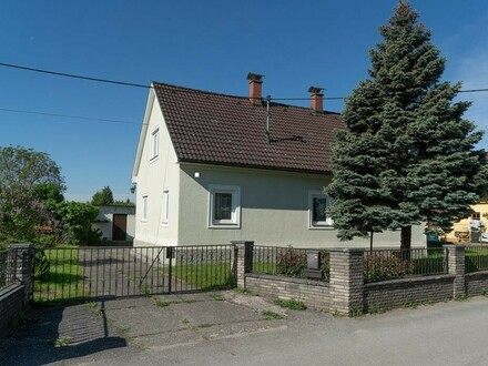 Charmantes Wohnhaus in Au an der Donau
