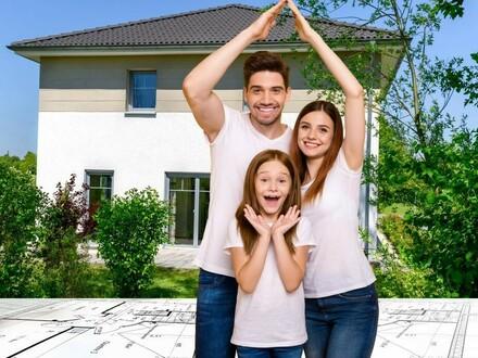Ihr neuer Wohnraum am Weidenweg in Perg; Einzel- oder Doppelhäuser