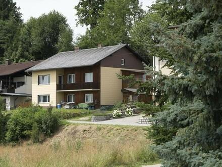Einfamilienhaus zum Instandsetzen in sonniger Hanglage in Schwertberg