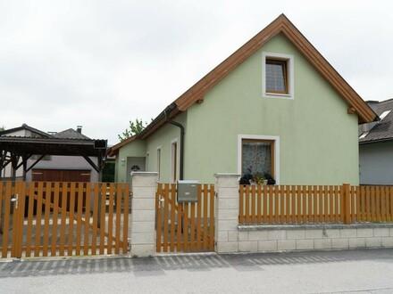 Charmantes Wohnhaus in sonniger ruhiger Siedlungslage von Sankt Georgen am Steinfeld