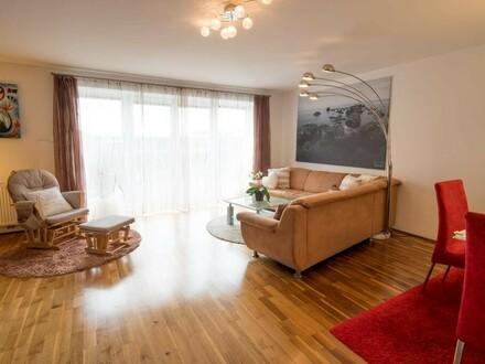 Premium-Wohnung mit Gartenanteil in Mauthausen
