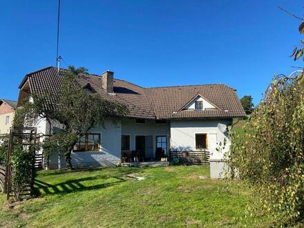 Einfamilienhaus in sonniger naturnaher Lage in Rechberg