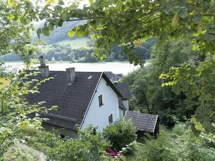 Leistbares Wohnhaus in sonniger Hanglage in Sarmingstein Nähe Grein an der Donau