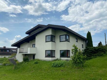 Wohnhaus in naturnaher Aussichtslage in Lichtenberg