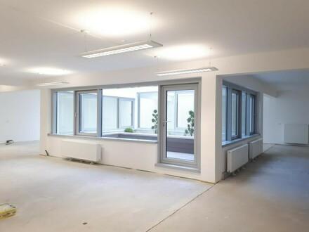 Ruhige, zentrumsnahe, repräsentative Bürofläche mit eigenem Atrium - flexibel gestaltbar!
