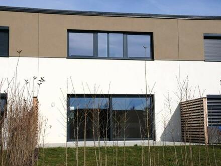 NEUBAU-Wohnung = Mittel-Reihen-Haus + Keller gefördert