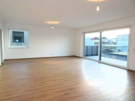 Elegante, lichtdurchflutete - NEUBAU-Eigentums-Wohnung mit 15 m² Balkon - PROVISIONSFREI
