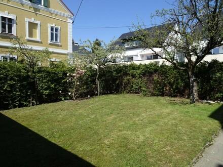 Zentrumsnahes Wohnhaus mit sonnigem Garten in Steyr-Neuschönau