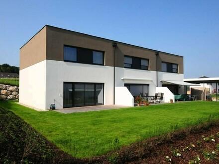 Fortsetzungsprojekt am Sonnenfeld: Reihenhäuser - schlüsselfertig, provisionsfrei mit Eigengarten + Carport + ...