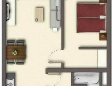 Erstbezugs-Miet-Wohnung mit Lift + überdacht. Abstellplatz
