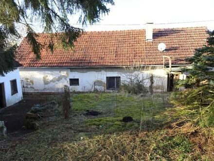 Sanierungsprofi gesucht! - NICHT bewohnbares Haus + 562 m² Grund im Ortszentrum