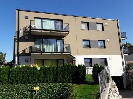 Schöne Mietwohnung im Ortszentrum mit Balkon, Lift und Tiefgararage
