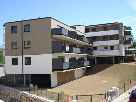 Feine Erst-Bezugs-Mietwohnung mit Balkon + Lift + überd. Abstellplatz - zum Sofortbezug