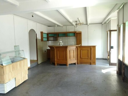 Cafe, Büro, Praxis, Geschäft, ... gegenüber Volksschule/Kindergarten - PRIVSIONSFREI